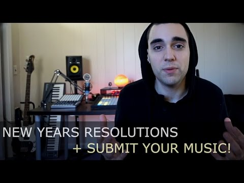 Submit Your ! + New Year's Resolutions
