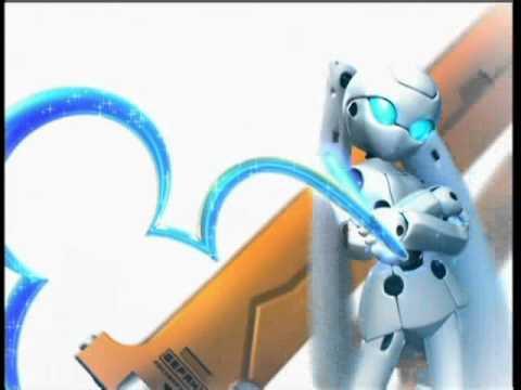 Disney Channel Russia Ident - Fireball