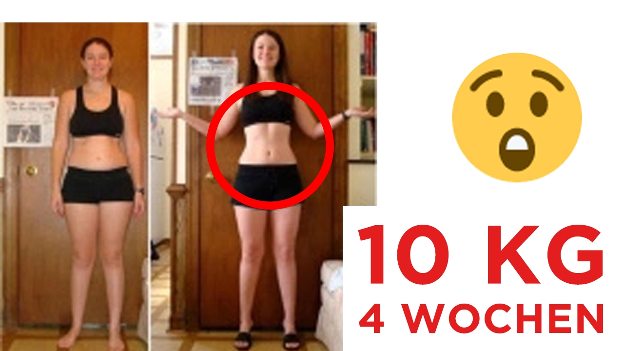 Diät 10 Kilo in zwei Monaten