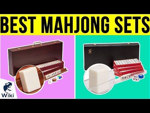 8 Best Mahjong Sets 2019