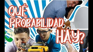 ||123...HOLA|| QUÉ PROBABILIDAD HAY ~ METIÓ LA MANO EN EL INODORO