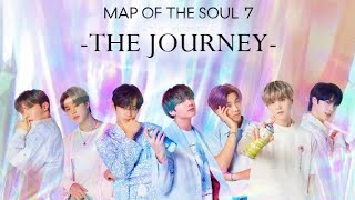 Baixar BTS new album- MAP OF THE SOUL 7: THE JOURNEY