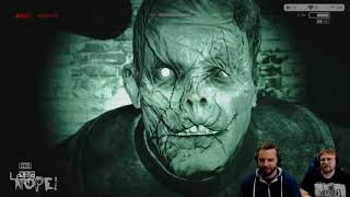 Let's NOPE! — Outlast with Adam and Alex
