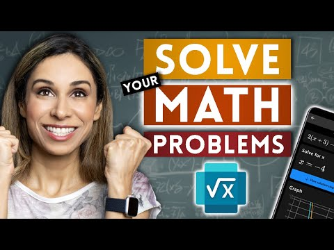 Best Free App to Solve Math Problems - Microsoft Math Solver