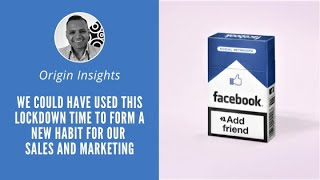 Selling On Social Media Tips - Lockdown Time To Form a New Habit