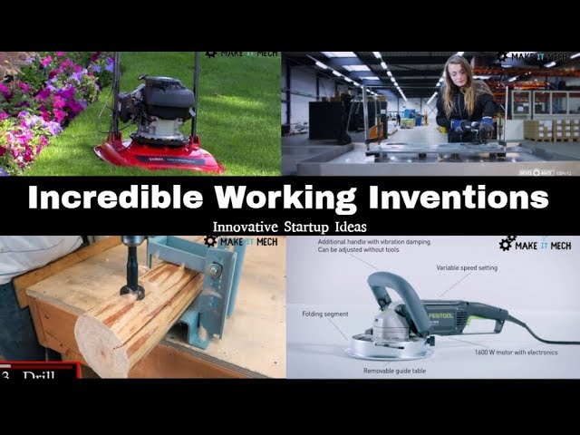 Incredible Working New Inventions | New Inventions | Business Ideas