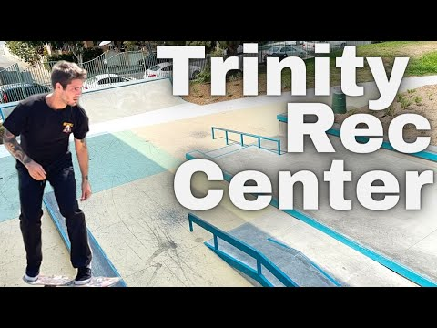 Brand New  Los Angeles Skate Park @Zach Doelling