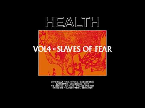 HEALTH - FEEL NOTHING Mp3