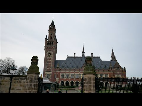 Eurotrip Day 12: Peace Palace, The Hague
