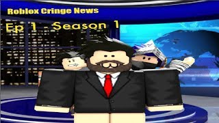 Channel Preview | Roblox Cringe News | First News Report for this channel!!!!!!