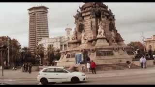 ИСПАНИЯ: Барселона... Испания... в центре города (Barcelona Spain)(Путешествие в Голливуд: ИСПАНИЯ Ответы на вопросы http://anzortv.com/forum Смотрите всё путешествие на моем блоге..., 2013-01-28T00:02:46.000Z)