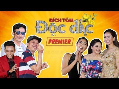 Công Chiếu ĐÍCH TÔN ĐỘC ĐẮC | Hoài Linh, Bạch Công Khanh, Hứa Minh Đạt | Phim Chiếu Rạp Tết 2018