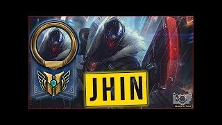 JHIN MONTAGE - BEST OF LOL #277