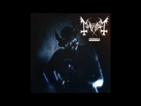 Mayhem - My Death
