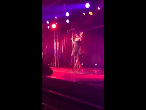 Sinitta - Right Back Where We Started From (clip)   Butlins 31-01-2015