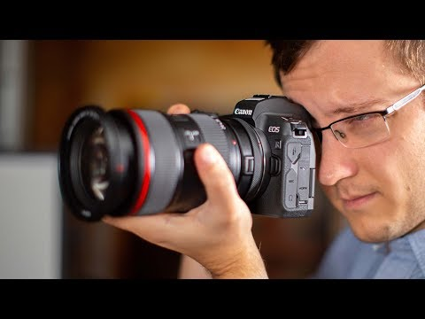 Canon EOS R - Hands on Q & A