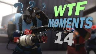 TF2 Fun - WTF Moments 14 [ 300k Special ]