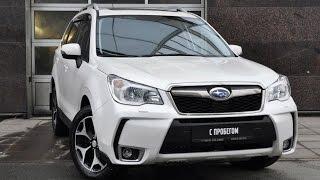 видео Обзор автомобиля Subaru Forester 2013