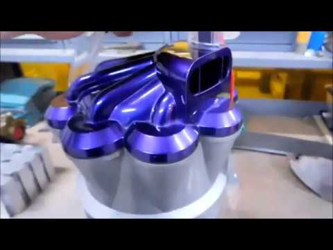 How to Disassemble a Dyson DC17 Animal Top End
