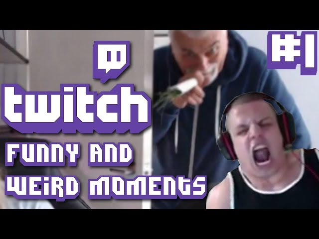 FUNNIEST TWITCH MOMENTS OF JUNE 2018