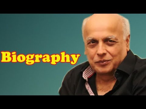 Mahesh Bhatt - Biography