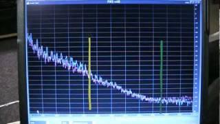 Audio frequency range of LP vs. CD