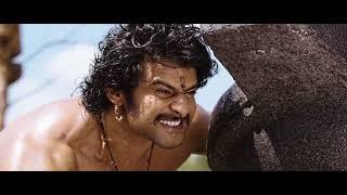 Bahubali Best Shivling Lifting Scene | HD (Hindi)