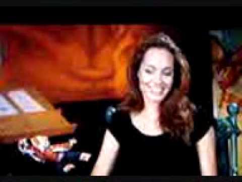 Angelina Jolie Talking About Tigress Kung Fu Panda Youtube