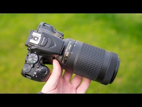 Nikon AF-P DX 70-300mm F4.5-6.3G ED VR - Initial Review with Nikon D5500 / D5600