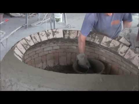 Forno a legna da interno costruzione sforza forni youtube - Forno a legna interno ...