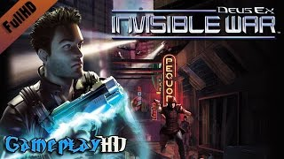 Deus Ex: Invisible War Gameplay (PC HD)