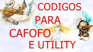 CÒDIGOS PARA utility/cafofo - TRANSFORMICE