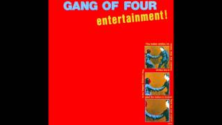 Gang of Four - Glass (HD Audio, Lyrics)