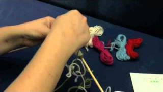 Intro To Intarsia Knitting - Part 1