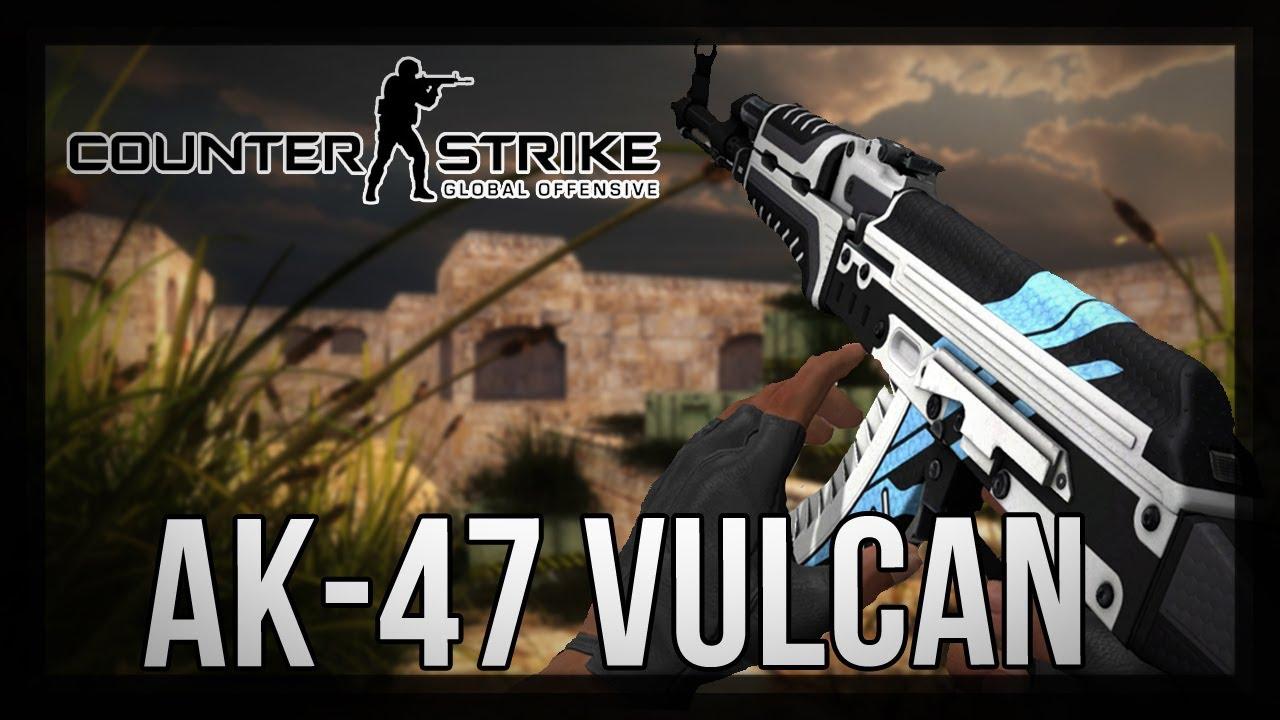 Vulcan cs go site как изменять оружия в кс го