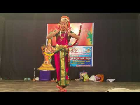 Chaitra classical dancer