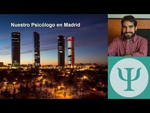 Nuestro Psicólogo En Madrid: Gerardo Castaño Recuero