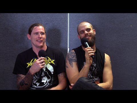 Baroness on punk rock ethic & heavy metal energy, battles fought