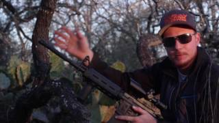 Independence Ranch Hog Hunting  with AR-15