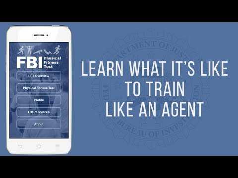 Matt Provo - The FBI Has Released a Free Physical Fitness Test App