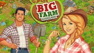 Большая Ферма - Онлайн Игра Gameplay