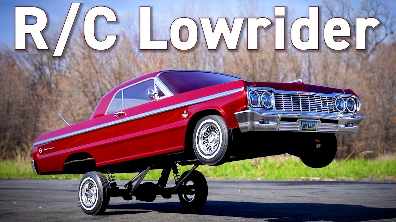 1964 Chevy Impala R/C Lowrider - Redcat SixtyFour Review