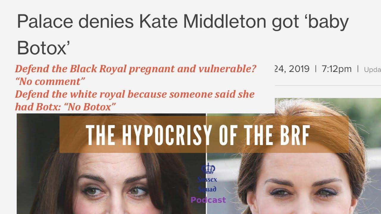 The Hypocrisy of the British Royal Family!