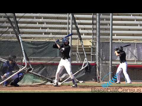 Keola Viloria OF University of Antelope Valley 2/19/21 Defense + Live AB's