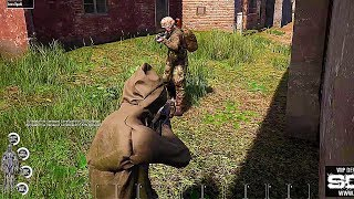 SCUM 45 Minutes of Gameplay Demo (Open World Survival Game 2018)