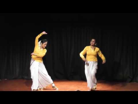Indian Dance Creations Tanushree Shankar Dance Group