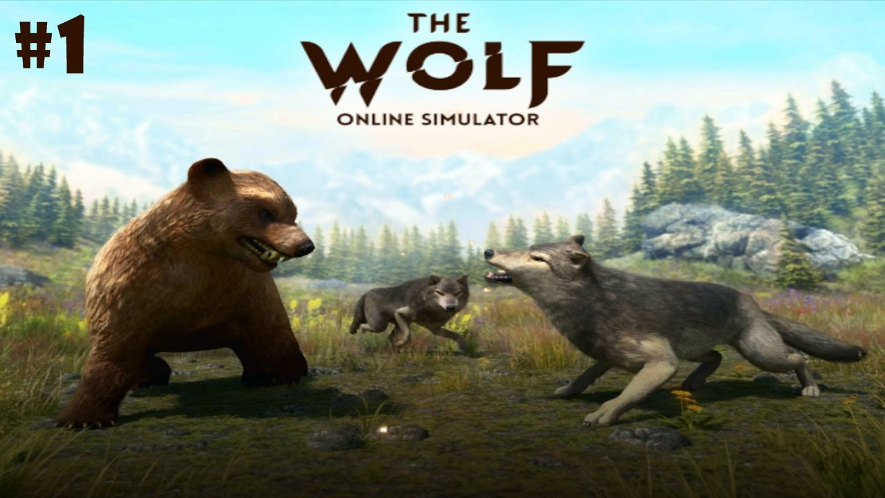 The Wolf Online Simulator By Swift Apps LTD - Android / iOS - Gameplay  Episode 1