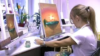 Обучение масляной живописи с нуля спб. Курсы и мастер-класс маслом