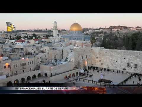 Pompeo afirma que Dios envió a Trump para salvar a Israel