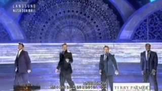 Blue - Break my Heart (Miss World 2013 28.09.2013)
